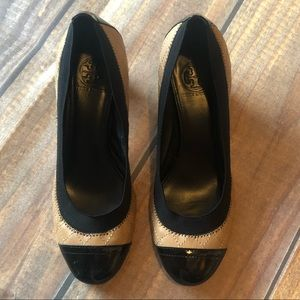 Tory Burch Carrie Quilted Pumps